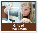 Gifts of Real Estate Rollover. Link to Gifts of Real Estate.